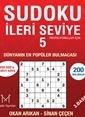 Mikado Sudoku İleri Seviye - 5 Renkli